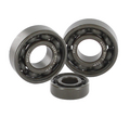 Deep groove ball bearing - High temperature