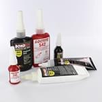 Glues, adhesives and coatings