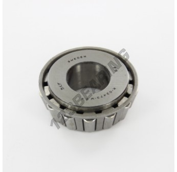 02473-SKF - 25.4x22.23 mm