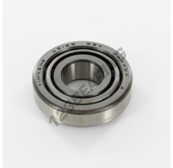 05075-05185-TIMKEN - 19.05x47x14.38 mm