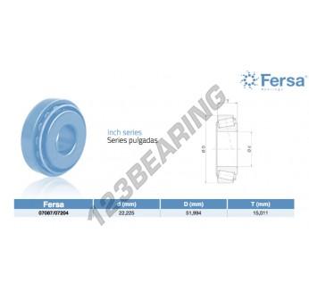 07087-07204-ASFERSA - 22.23x51.99x15.01 mm