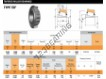 Tapered roller bearing - 07100-SA-07210XB-TIMKEN