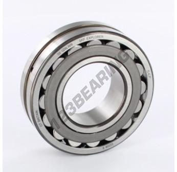 22208-E C3 SKF Bearing 40x80x23 mm