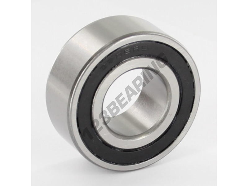 All Balls Bearing 3205-2Rs Rubber Seal 3205-2Rs