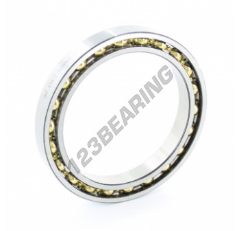 SKF 61809-2RS1 Deep Groove Ball Bearings 45x58x7 mm