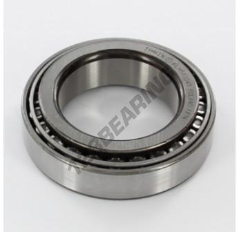 TIMKEN KLM503349-KLM503311,Tapered roller bearing,45.99x74.98x20 mm