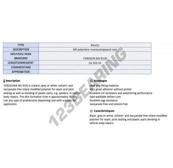 MS-9120-BLACK-310ML-TEROSON
