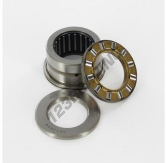 Iko NBX2530 Needle Bearing